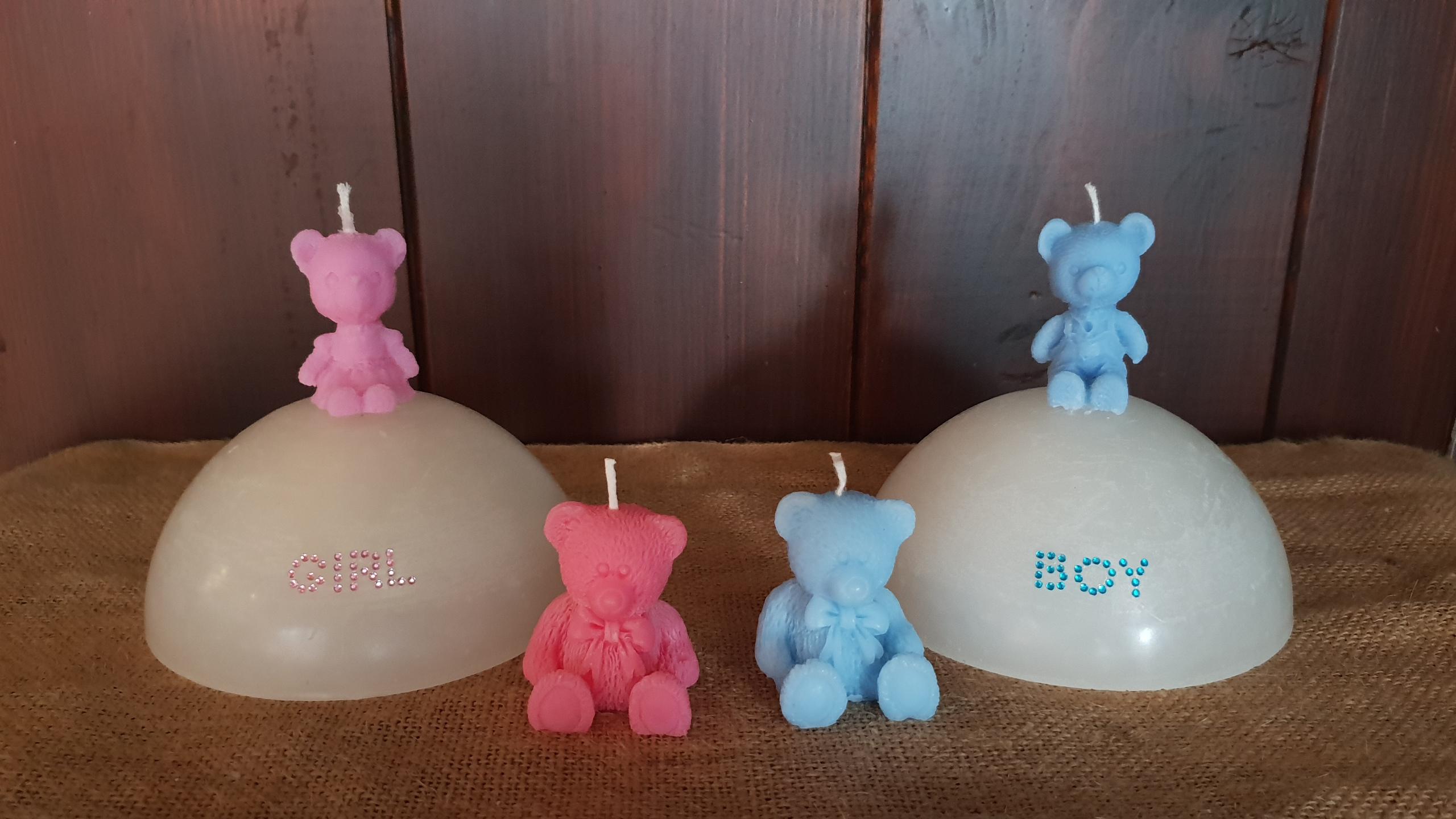 geboortekaarsen